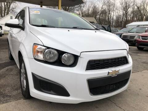 2012 Chevrolet Sonic for sale at King Louis Auto Sales in Louisville KY