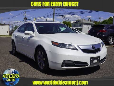 2013 Acura TL for sale at Worldwide Auto in Hamilton NJ