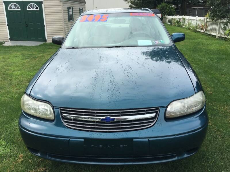 2003 Chevrolet Malibu for sale at BIRD'S AUTOMOTIVE & CUSTOMS in Ephrata PA