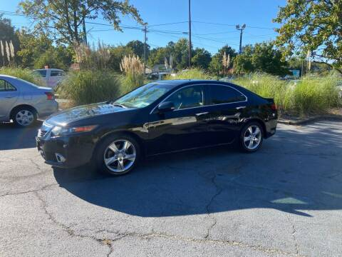 2011 Acura TSX for sale at THE AUTO FINDERS in Durham NC
