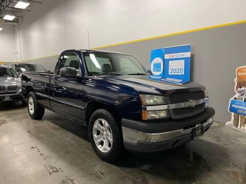 2005 Chevrolet Silverado 1500 for sale at Loudoun Motors in Sterling VA