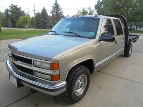 2000 Chevrolet Silverado 3500HD for sale at Classic Car Deals in Cadillac MI