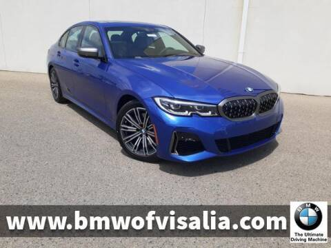 2021 BMW 3 Series for sale at BMW OF VISALIA in Visalia CA