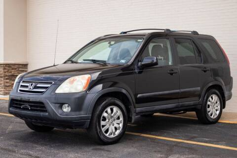2006 Honda CR-V for sale at Carland Auto Sales INC. in Portsmouth VA