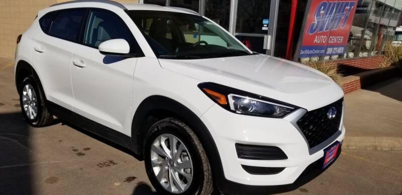 2020 Hyundai Tucson for sale at Swift Auto Center of North Platte in North Platte NE