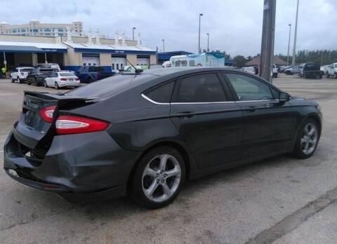 2015 Ford Fusion for sale at JacksonvilleMotorMall.com in Jacksonville FL