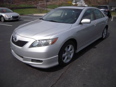 2008 Toyota Camry for sale at 1-2-3 AUTO SALES, LLC in Branchville NJ