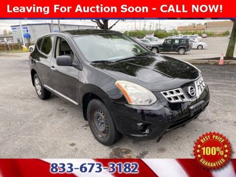 2012 Nissan Rogue for sale at Glenbrook Dodge Chrysler Jeep Ram and Fiat in Fort Wayne IN
