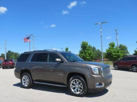 2015 GMC Yukon for sale at Terry Lee Hyundai in Noblesville IN