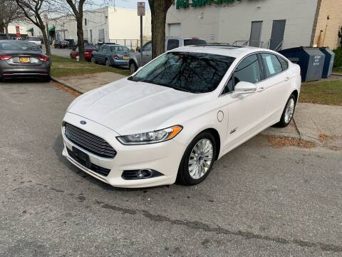 2013 Ford Fusion Energi for sale at Adams Motors INC. in Inwood NY