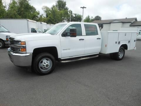 2015 Chevrolet Silverado 3500HD for sale at Benton Truck Sales - Utility Trucks in Benton AR