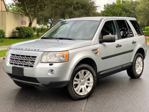 2008 Land Rover LR2 for sale at Presidents Cars LLC in Orlando FL