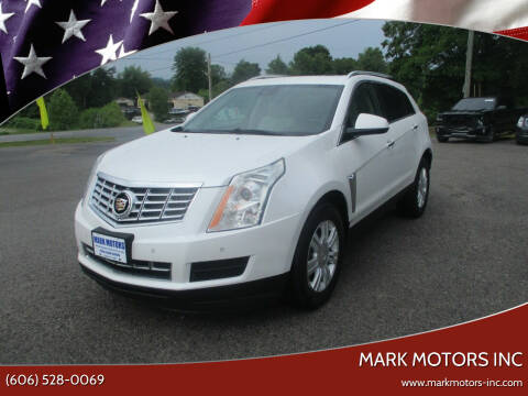 2015 Cadillac SRX for sale at Mark Motors Inc in Gray KY