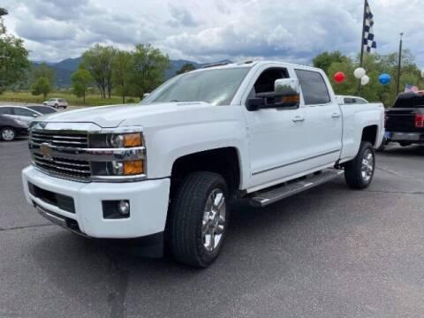 2015 Chevrolet Silverado 2500HD for sale at Lakeside Auto Brokers Inc. in Colorado Springs CO