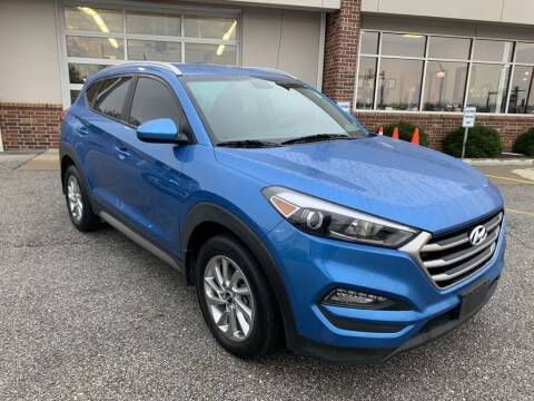 2017 Hyundai Tucson for sale at Head Motor Company - Head Indian Motorcycle in Columbia MO