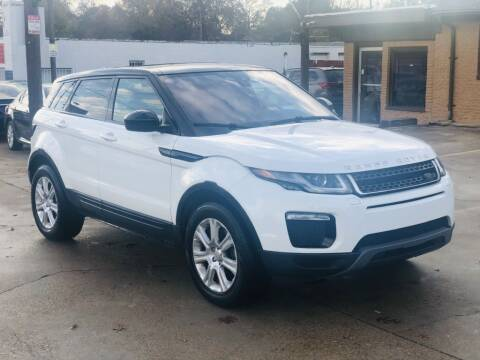 2016 Land Rover Range Rover Evoque for sale at Safeen Motors in Garland TX
