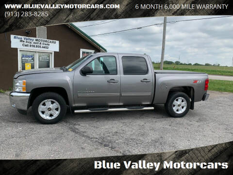2013 Chevrolet Silverado 1500 for sale at Blue Valley Motorcars in Stilwell KS