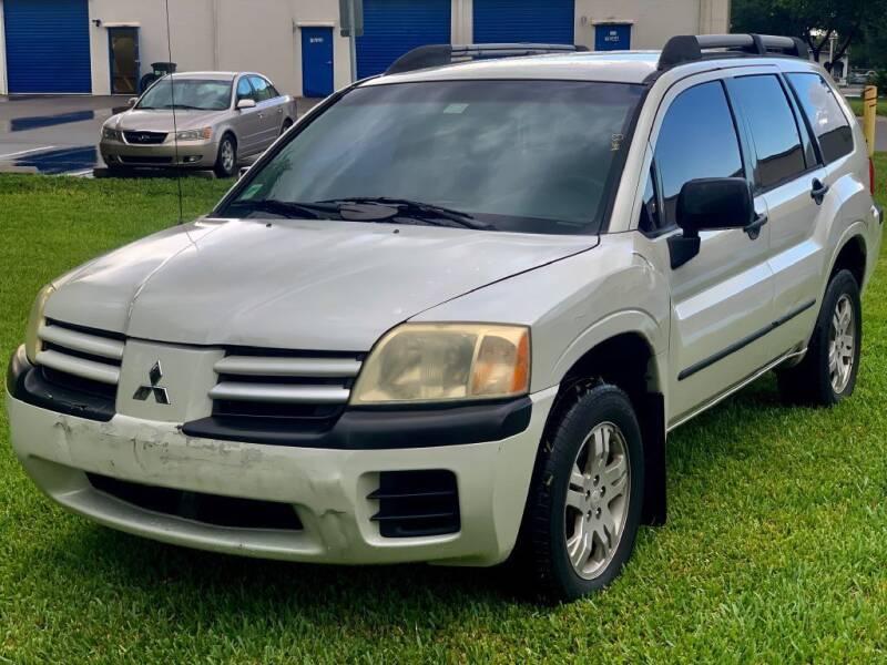 2004 Mitsubishi Endeavor for sale at Krifer Auto LLC in Sarasota FL