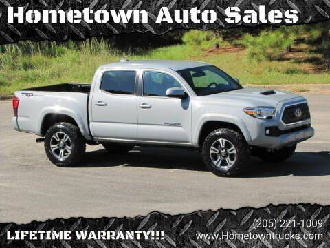 2019 Toyota Tacoma for sale at Hometown Auto Sales - Trucks in Jasper AL