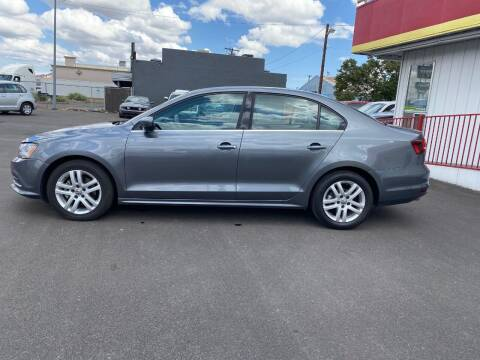 2017 Volkswagen Jetta for sale at Henry's Autosales, LLC in Reno NV