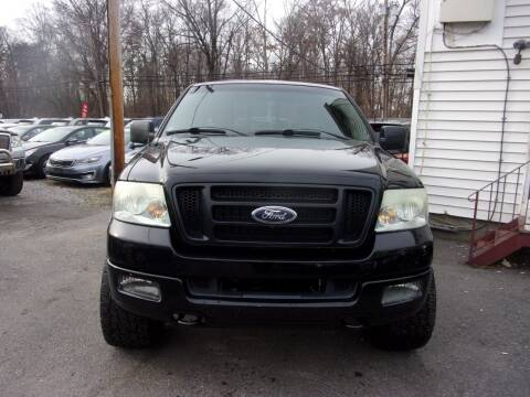 2005 Ford F-150 for sale at Balic Autos Inc in Lanham MD