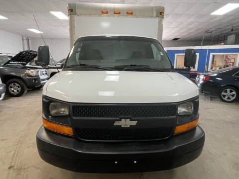 2009 Chevrolet Express Cutaway for sale at Ricky Auto Sales in Houston TX