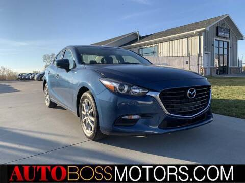 2017 Mazda MAZDA3 for sale at Auto Boss in Woodscross UT