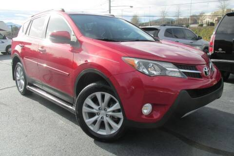 2015 Toyota RAV4 for sale at Tilleys Auto Sales in Wilkesboro NC