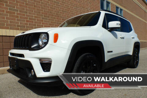 2020 Jeep Renegade for sale at Macomb Automotive Group in New Haven MI