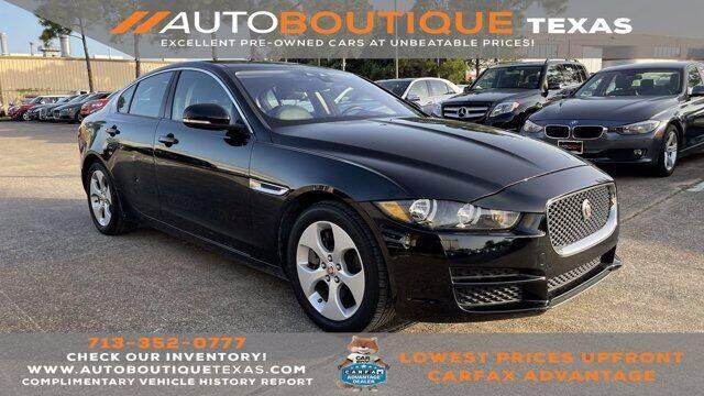 2017 Jaguar XE for sale in Houston, TX