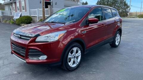 2015 Ford Escape for sale at RBT Automotive LLC in Perry OH