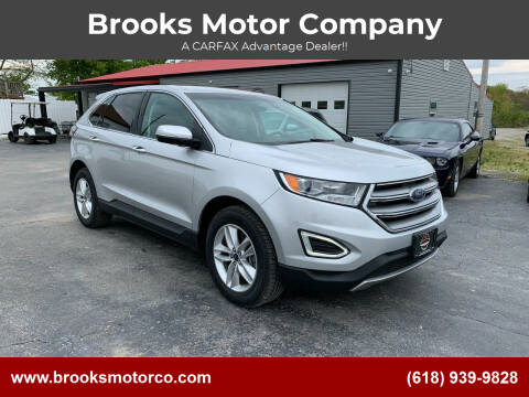 2016 Ford Edge for sale at Brooks Motor Company in Columbia IL