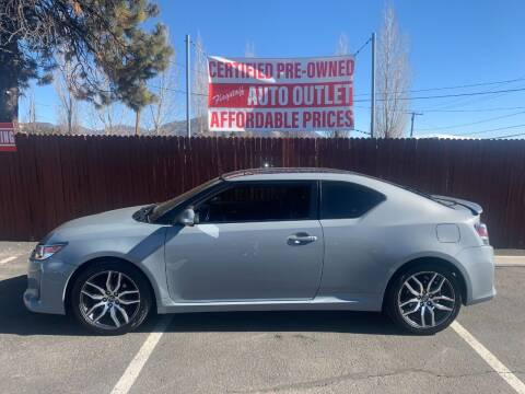 2016 Scion tC for sale at Flagstaff Auto Outlet in Flagstaff AZ