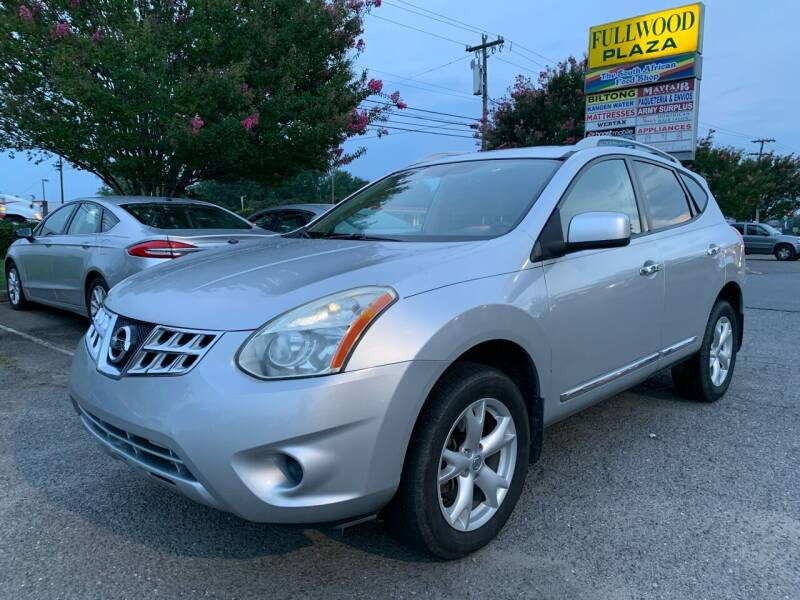 2011 Nissan Rogue for sale at 5 Star Auto in Matthews NC