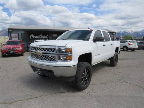 2014 Chevrolet Silverado 1500 for sale at Central Auto in South Salt Lake UT