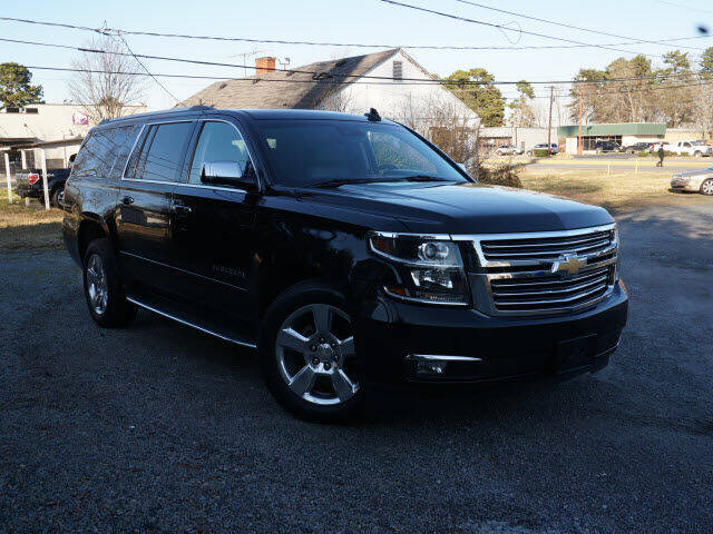2016 Chevrolet Suburban for sale at Auto Mart in Kannapolis NC