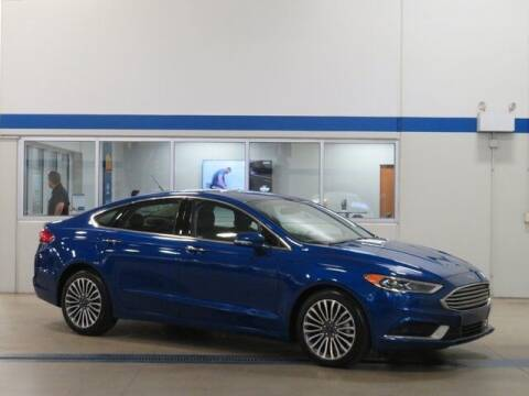 2018 Ford Fusion for sale at Terry Lee Hyundai in Noblesville IN