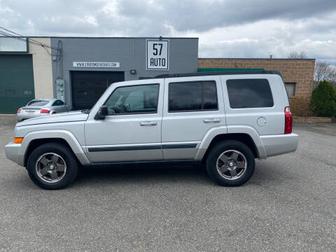 2008 Jeep Commander for sale at 57 AUTO in Feeding Hills MA