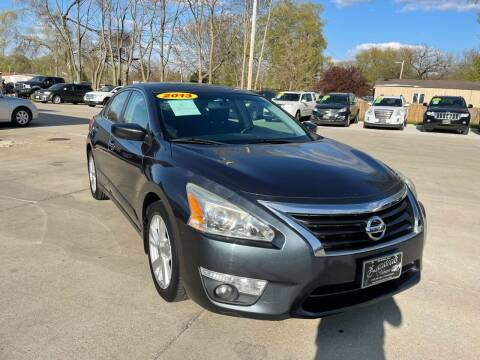 2013 Nissan Altima for sale at Zacatecas Motors Corp in Des Moines IA