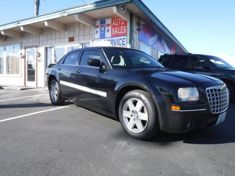 2008 Chrysler 300 for sale at 777 Auto Sales and Service in Tacoma WA