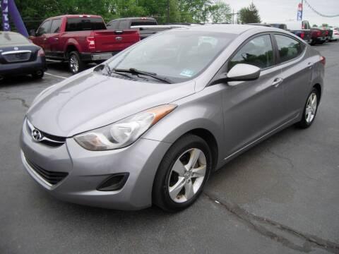 2011 Hyundai Elantra for sale at 1-2-3 AUTO SALES, LLC in Branchville NJ