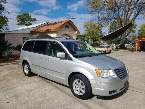 2010 Chrysler Town and Country for sale at G&J Car Sales in Houston TX