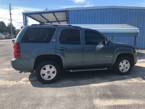 2009 Chevrolet Tahoe for sale at Mac's Auto Sales in Camden SC