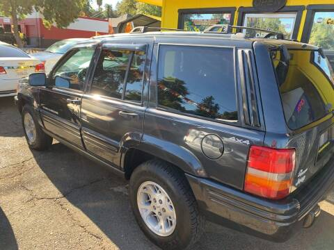 1997 Jeep Grand Cherokee for sale at Once and Done Motorsports in Chico CA