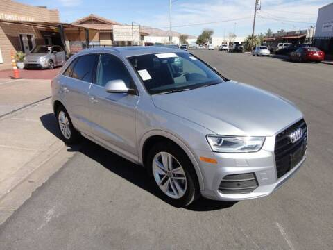 2016 Audi Q3 for sale at CONTRACT AUTOMOTIVE in Las Vegas NV