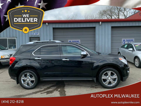 2013 Chevrolet Equinox for sale at Autoplex 2 in Milwaukee WI