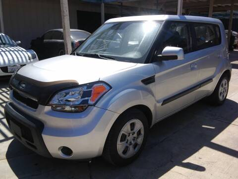 2010 Kia Soul for sale at Trini-D Auto Sales Center in San Diego CA
