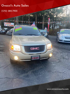 2005 GMC Envoy for sale at Orazzi's Auto Sales in Greenfield Township PA