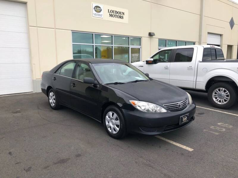 2006 Toyota Camry for sale at Loudoun Motors in Sterling VA