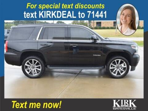 2017 Chevrolet Tahoe for sale at Kirk Brothers Batesville in Batesville MS